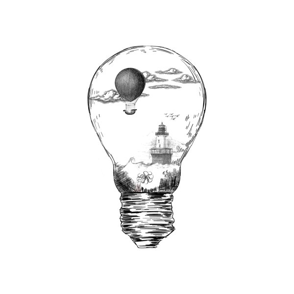 Design for Lighthouse Bulb Series
