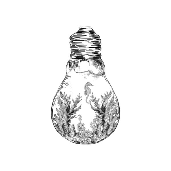 Design for Seahorse Bulb Series