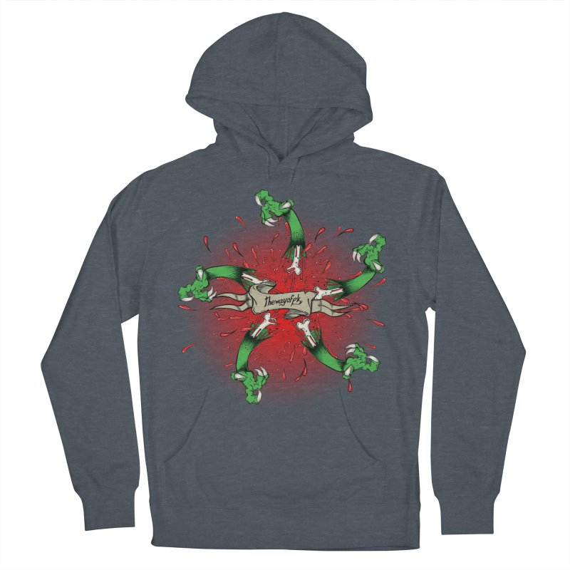 A Brand of Violence/ An end to the Circle of Violence Series Women's Pullover Hoody by thewayofpk