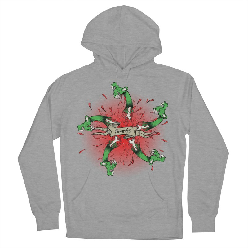 A Brand of Violence/ An end to the Circle of Violence Series Men's Pullover Hoody by THEWAYOFPK