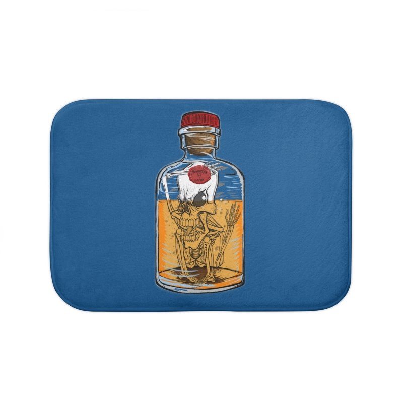 Feeling All Bottled Up Inside... Home Bath Mat by thewayofpk - wear 2 scare