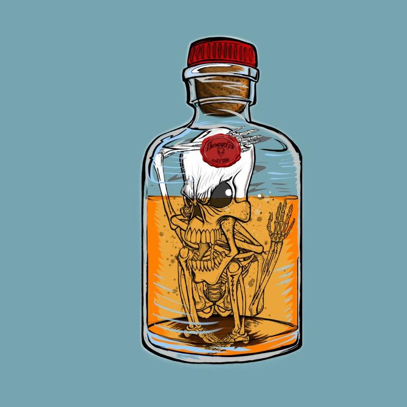 Feeling All Bottled Up Inside... Men's T-Shirt by THEWAYOFPK