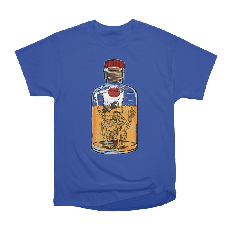 Feeling All Bottled Up Inside... Men's Heavyweight T-Shirt by THEWAYOFPK