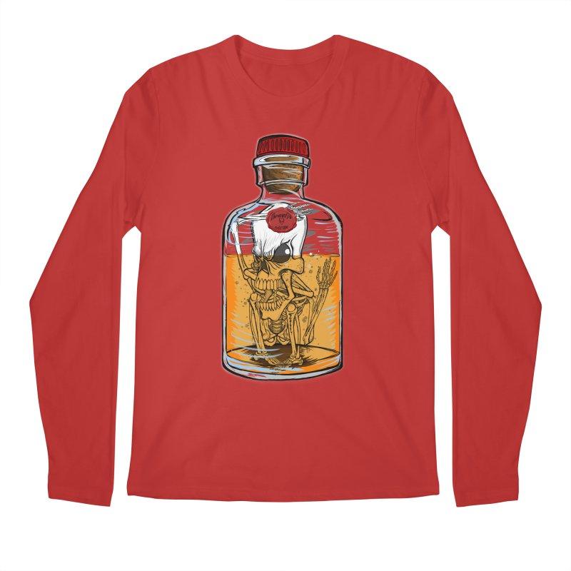 Feeling All Bottled Up Inside... Men's Regular Longsleeve T-Shirt by THEWAYOFPK