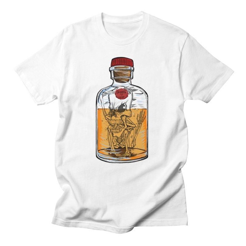 Feeling All Bottled Up Inside... Women's Regular Unisex T-Shirt by THEWAYOFPK