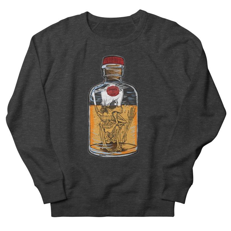 Feeling All Bottled Up Inside... Women's French Terry Sweatshirt by THEWAYOFPK