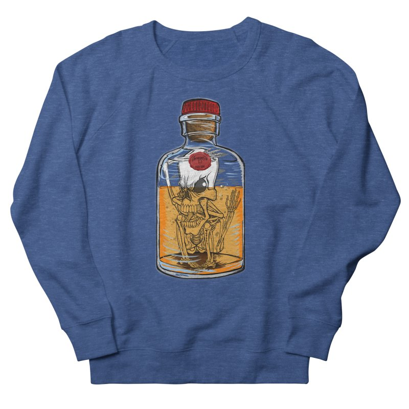 Feeling All Bottled Up Inside... Women's French Terry Sweatshirt by THEWAYOFPK