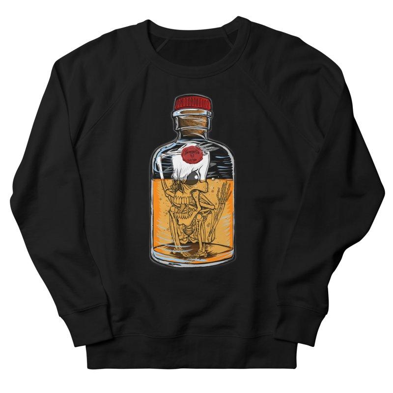 Feeling All Bottled Up Inside... Men's French Terry Sweatshirt by THEWAYOFPK