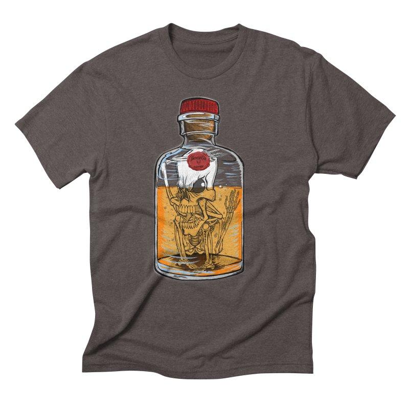Feeling All Bottled Up Inside... Men's Triblend T-Shirt by THEWAYOFPK