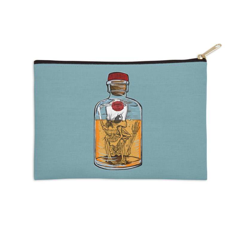 Feeling All Bottled Up Inside... Accessories Zip Pouch by THEWAYOFPK