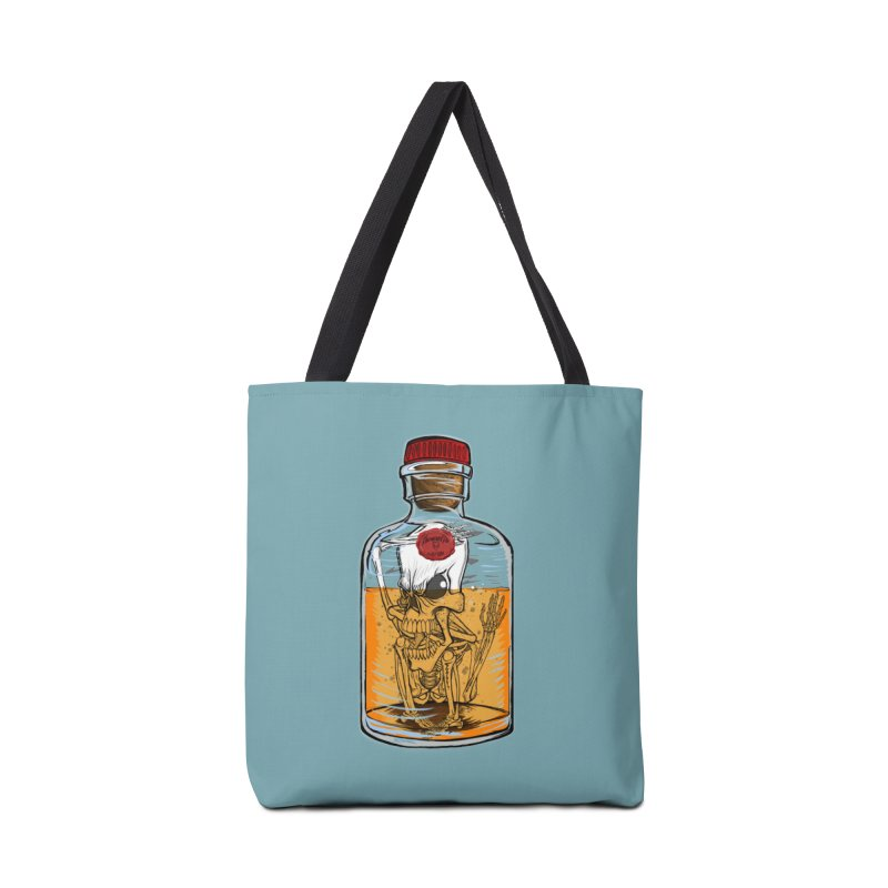 Feeling All Bottled Up Inside... Accessories Bag by THEWAYOFPK