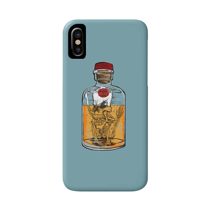 Feeling All Bottled Up Inside... Accessories Phone Case by THEWAYOFPK