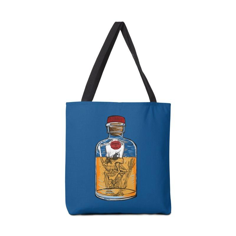 Feeling All Bottled Up Inside... Accessories Bag by thewayofpk - wear 2 scare