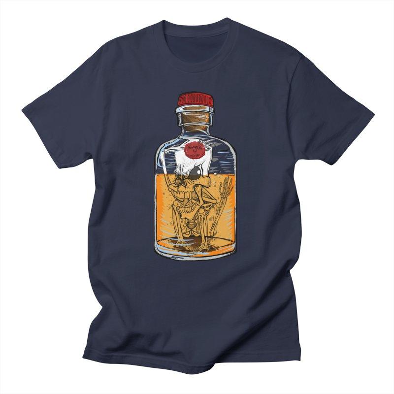 Feeling All Bottled Up Inside... Men's T-shirt by thewayofpk - wear 2 scare