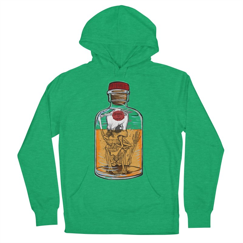 Feeling All Bottled Up Inside... Women's Pullover Hoody by thewayofpk - wear 2 scare