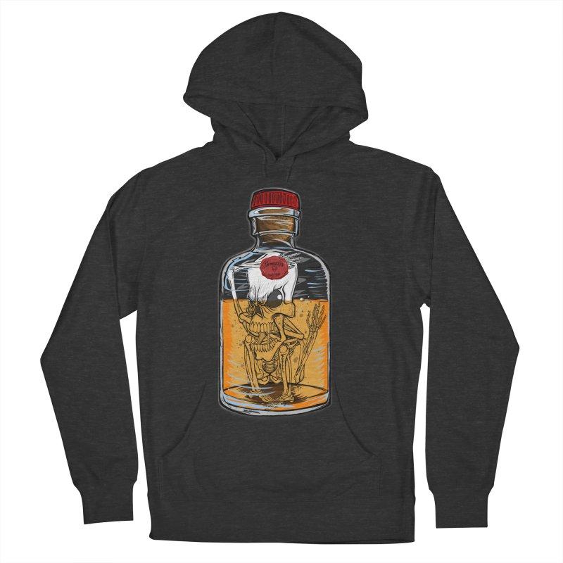 Feeling All Bottled Up Inside... Men's Pullover Hoody by thewayofpk - wear 2 scare