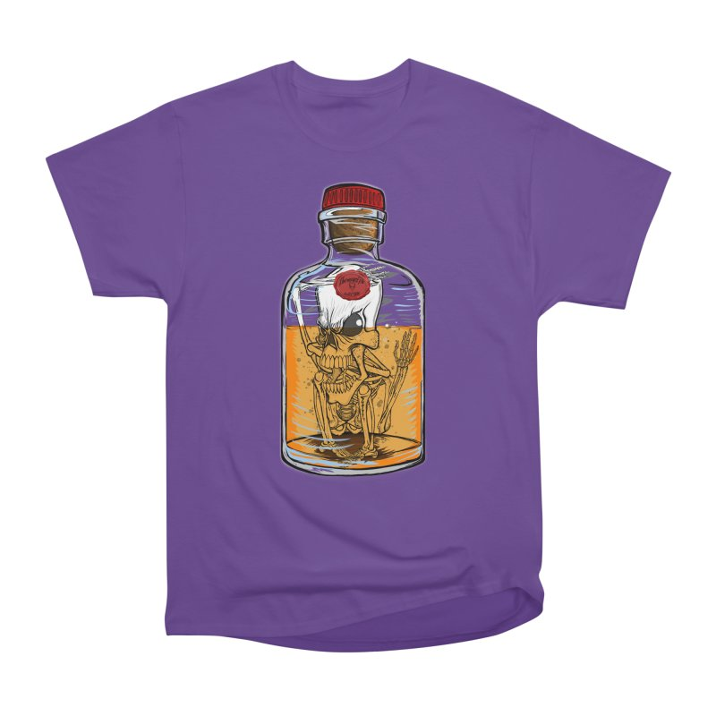 Feeling All Bottled Up Inside... Women's Classic Unisex T-Shirt by thewayofpk - wear 2 scare