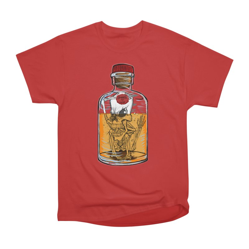 Feeling All Bottled Up Inside... Men's Classic T-Shirt by THEWAYOFPK
