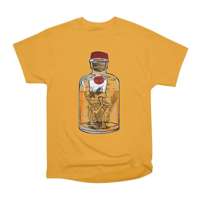 Feeling All Bottled Up Inside... Women's Classic Unisex T-Shirt by thewayofpk - wear 2 scare