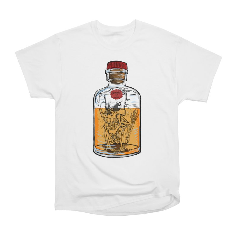 Feeling All Bottled Up Inside... Women's Classic Unisex T-Shirt by THEWAYOFPK