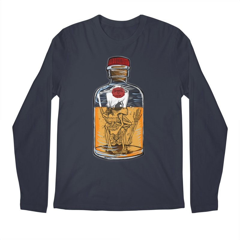 Feeling All Bottled Up Inside... Men's Longsleeve T-Shirt by thewayofpk - wear 2 scare