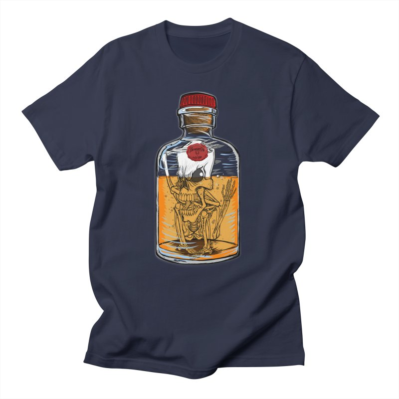 Feeling All Bottled Up Inside... Men's T-shirt by thewayofpk - wear 2 scare