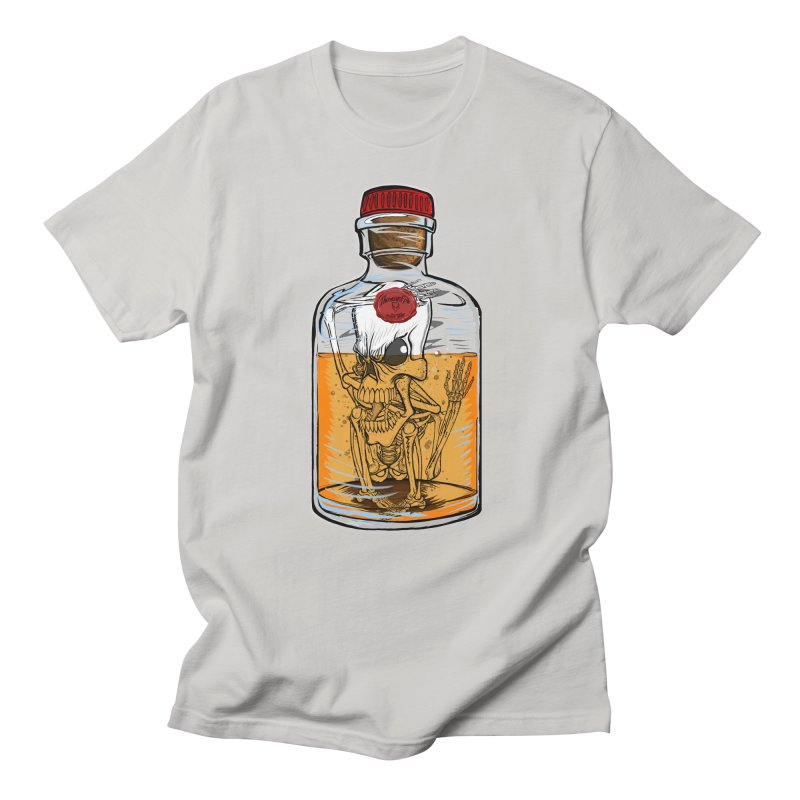 Feeling All Bottled Up Inside... Women's Unisex T-Shirt by thewayofpk - wear 2 scare
