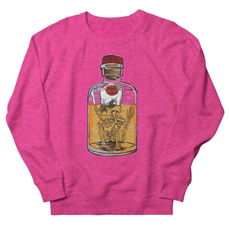 Feeling All Bottled Up Inside... Women's Sweatshirt by thewayofpk