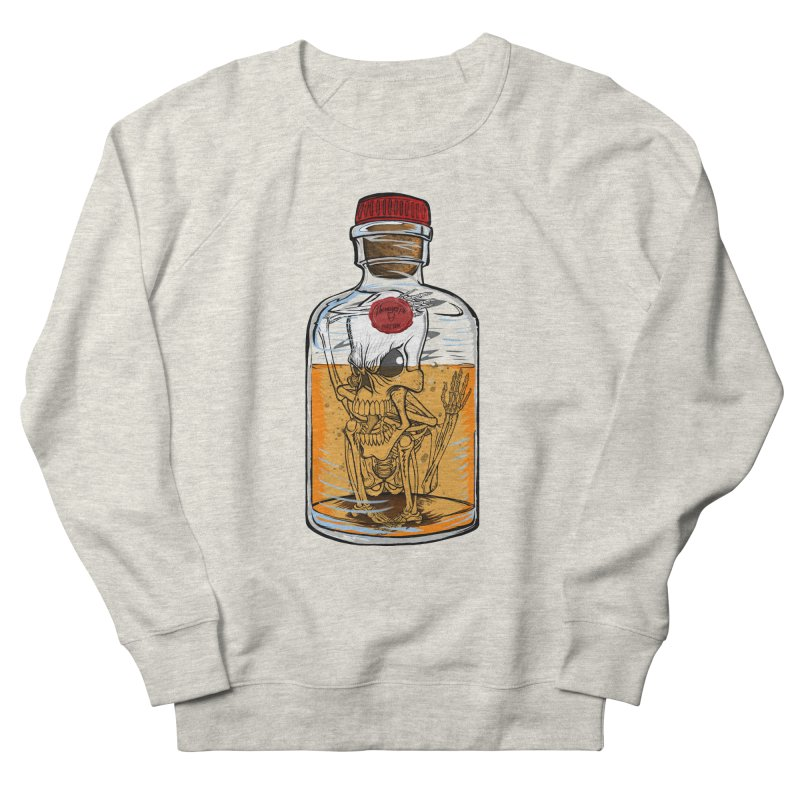 Feeling All Bottled Up Inside... Men's Sweatshirt by thewayofpk