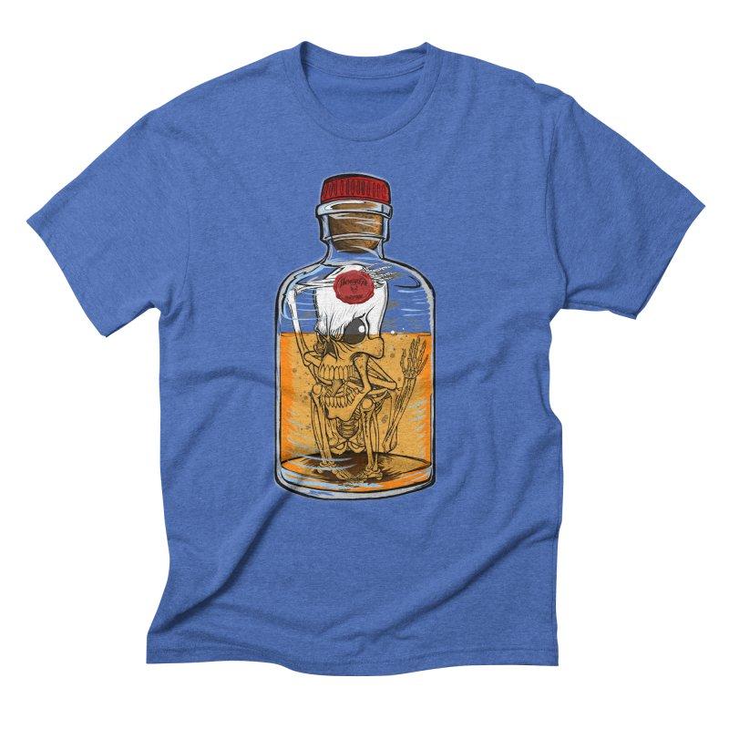 Feeling All Bottled Up Inside... Men's Triblend T-shirt by thewayofpk - wear 2 scare
