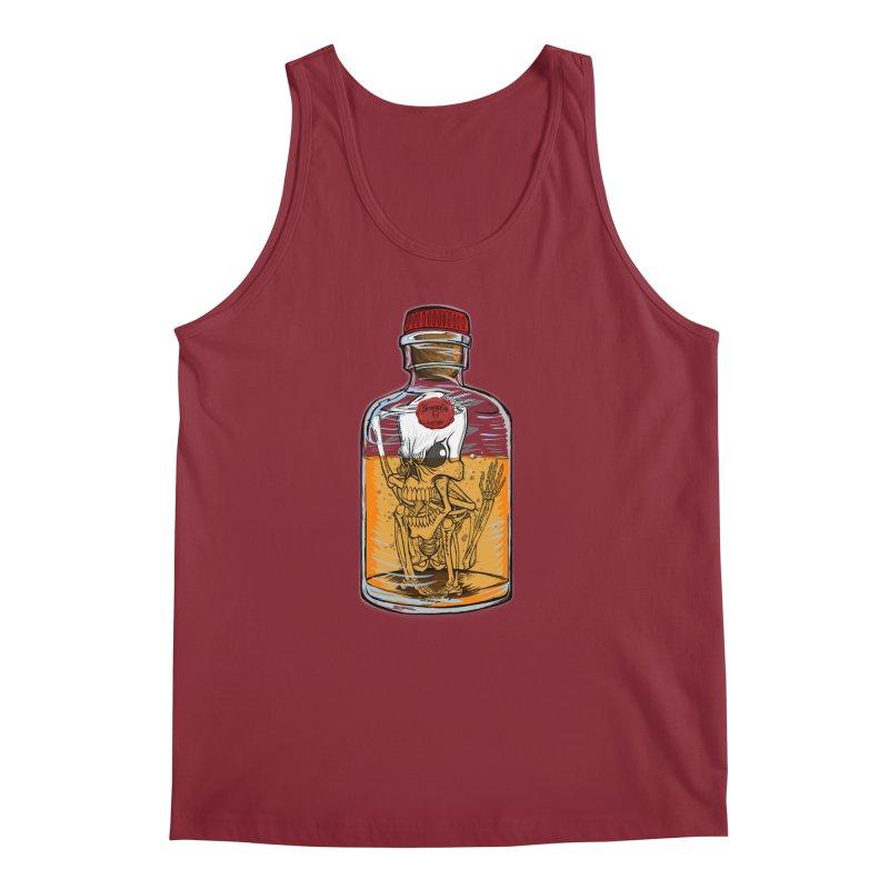 Feeling All Bottled Up Inside... Men's Tank by thewayofpk - wear 2 scare