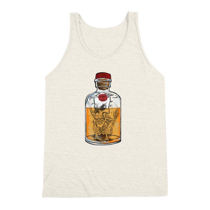Feeling All Bottled Up Inside... Men's Triblend Tank by thewayofpk - wear 2 scare