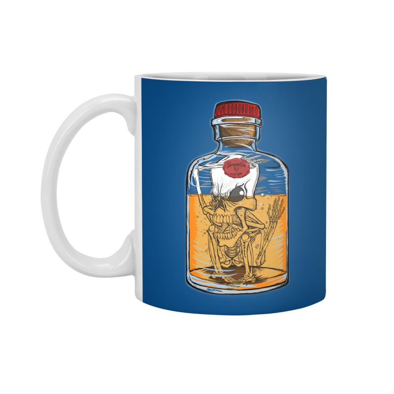 Feeling All Bottled Up Inside... Accessories Mug by thewayofpk - wear 2 scare