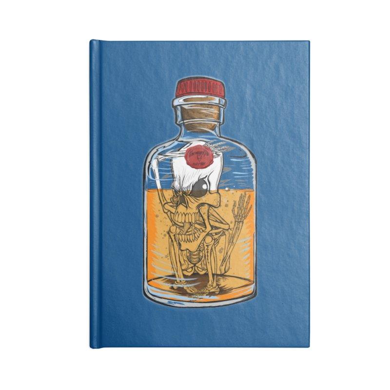 Feeling All Bottled Up Inside... Accessories Notebook by thewayofpk - wear 2 scare