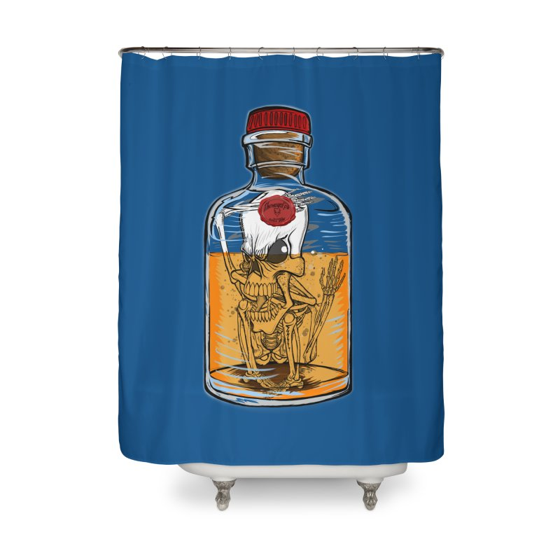 Feeling All Bottled Up Inside... Home Shower Curtain by thewayofpk - wear 2 scare