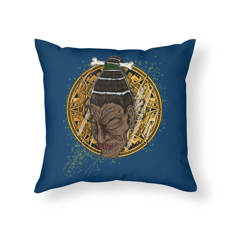Can U Keep A Secret? Home Throw Pillow by thewayofpk - wear 2 scare