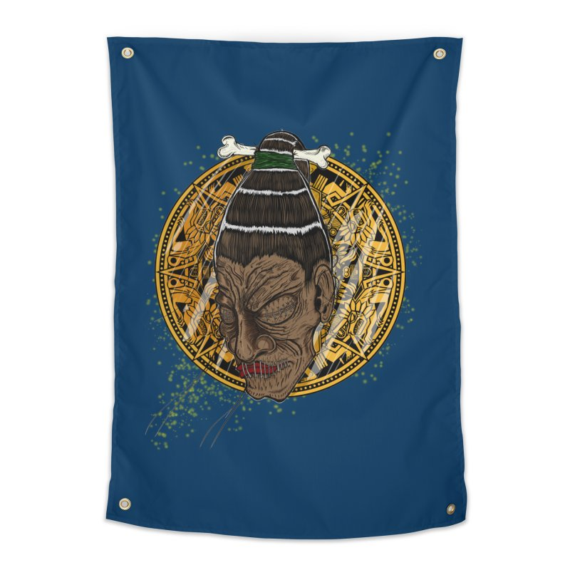Can U Keep A Secret? Home Tapestry by thewayofpk - wear 2 scare