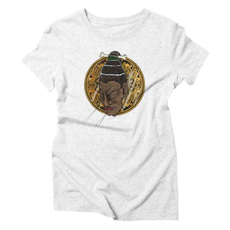 Can U Keep A Secret? Women's Triblend T-shirt by thewayofpk - wear 2 scare