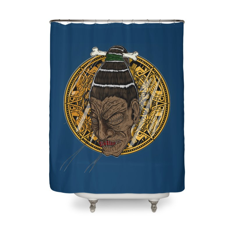 Can U Keep A Secret? Home Shower Curtain by THEWAYOFPK