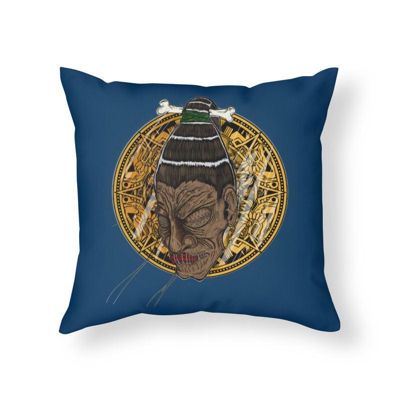 Can U Keep A Secret? Home Throw Pillow by thewayofpk