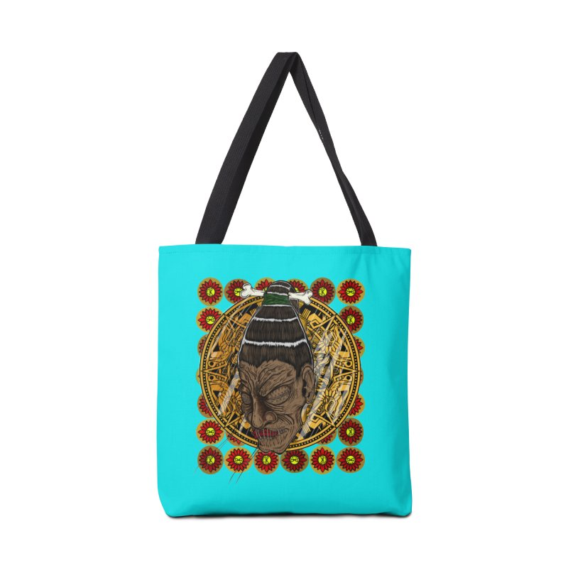 Aztecthica Accessories Bag by THEWAYOFPK