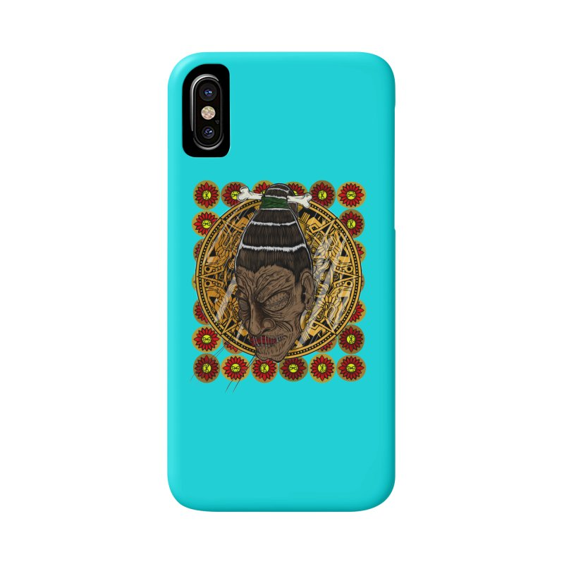 Aztecthica Accessories Phone Case by thewayofpk - wear 2 scare