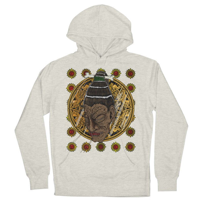 Aztecthica Women's Pullover Hoody by thewayofpk
