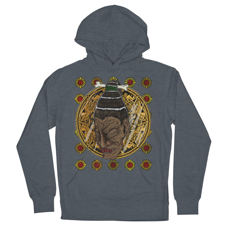 Aztecthica Men's Pullover Hoody by THEWAYOFPK