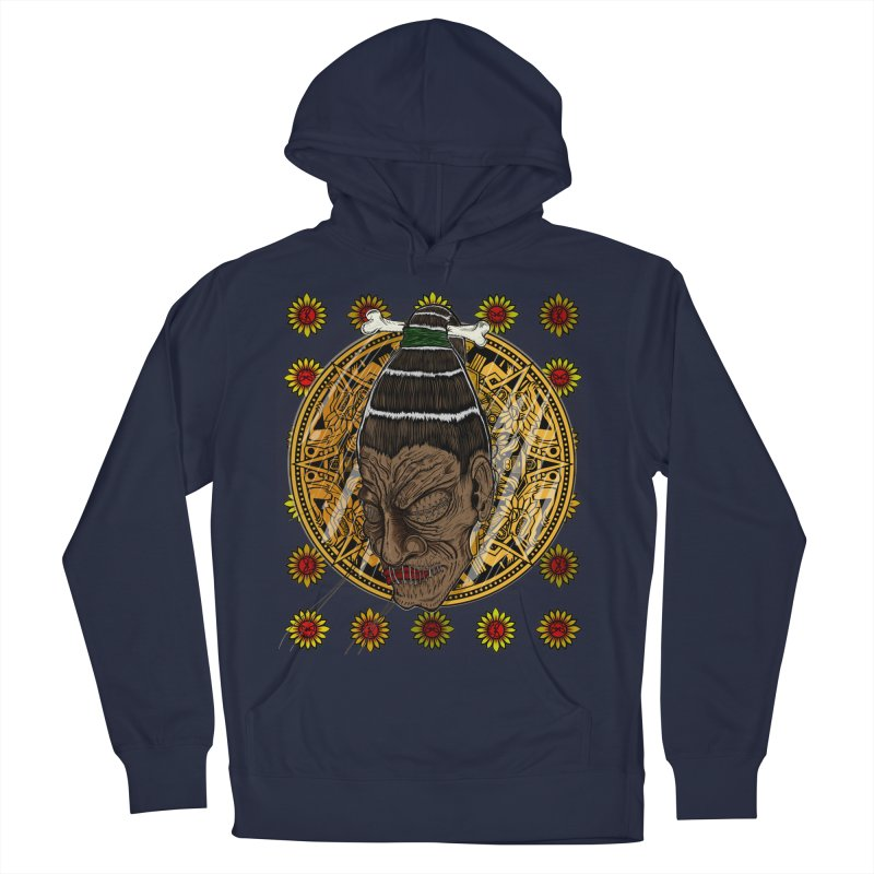 Aztecthica Men's Pullover Hoody by thewayofpk - wear 2 scare