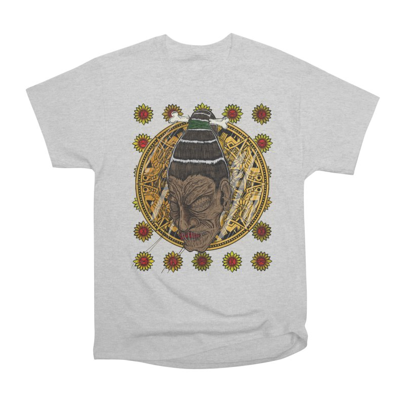 Aztecthica Men's Heavyweight T-Shirt by THEWAYOFPK