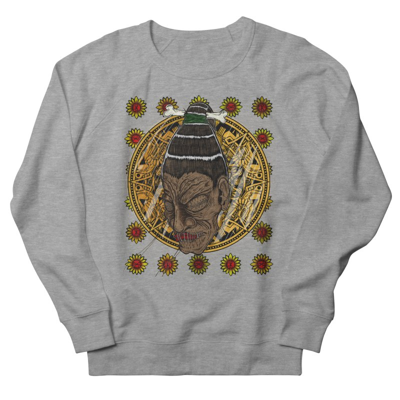 Aztecthica Men's French Terry Sweatshirt by THEWAYOFPK