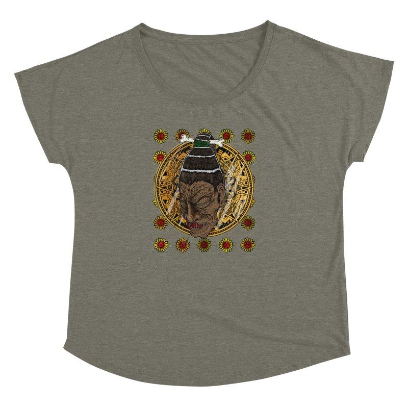 Aztecthica Women's Dolman by thewayofpk - wear 2 scare