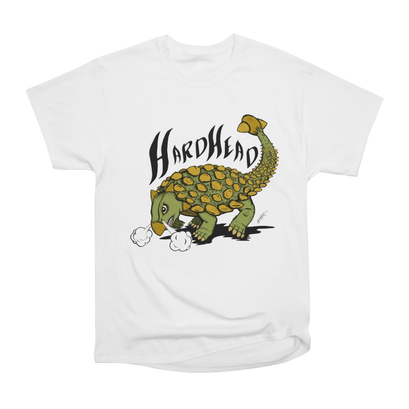 Hard Headed  Men's Classic T-Shirt by thewayofpk