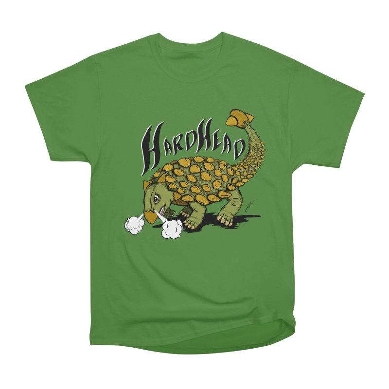 Hard Headed  Men's Classic T-Shirt by thewayofpk - wear 2 scare
